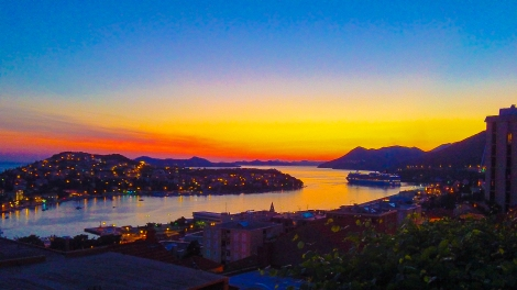 DubrovnikSunset