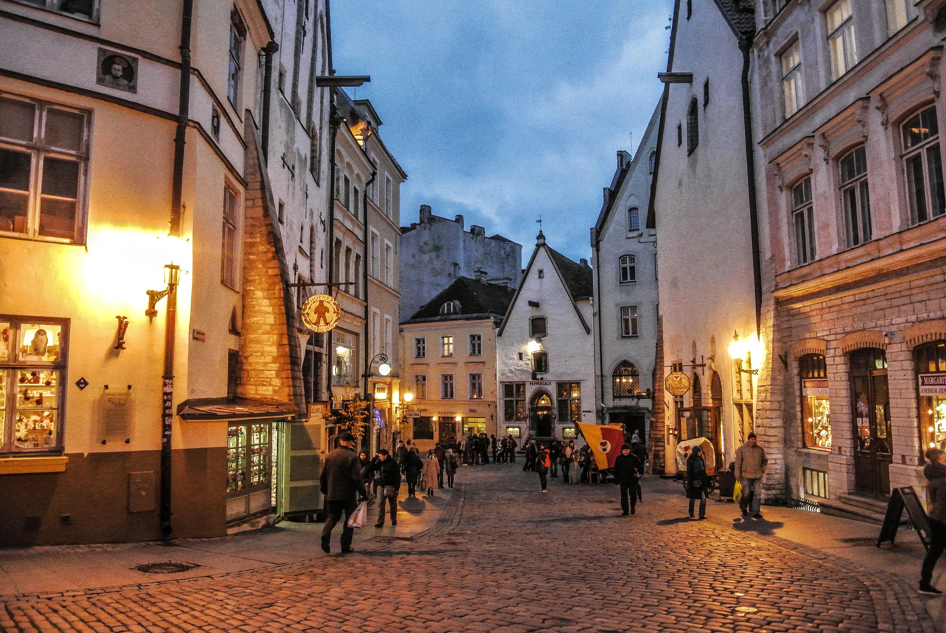 Tallin Riga