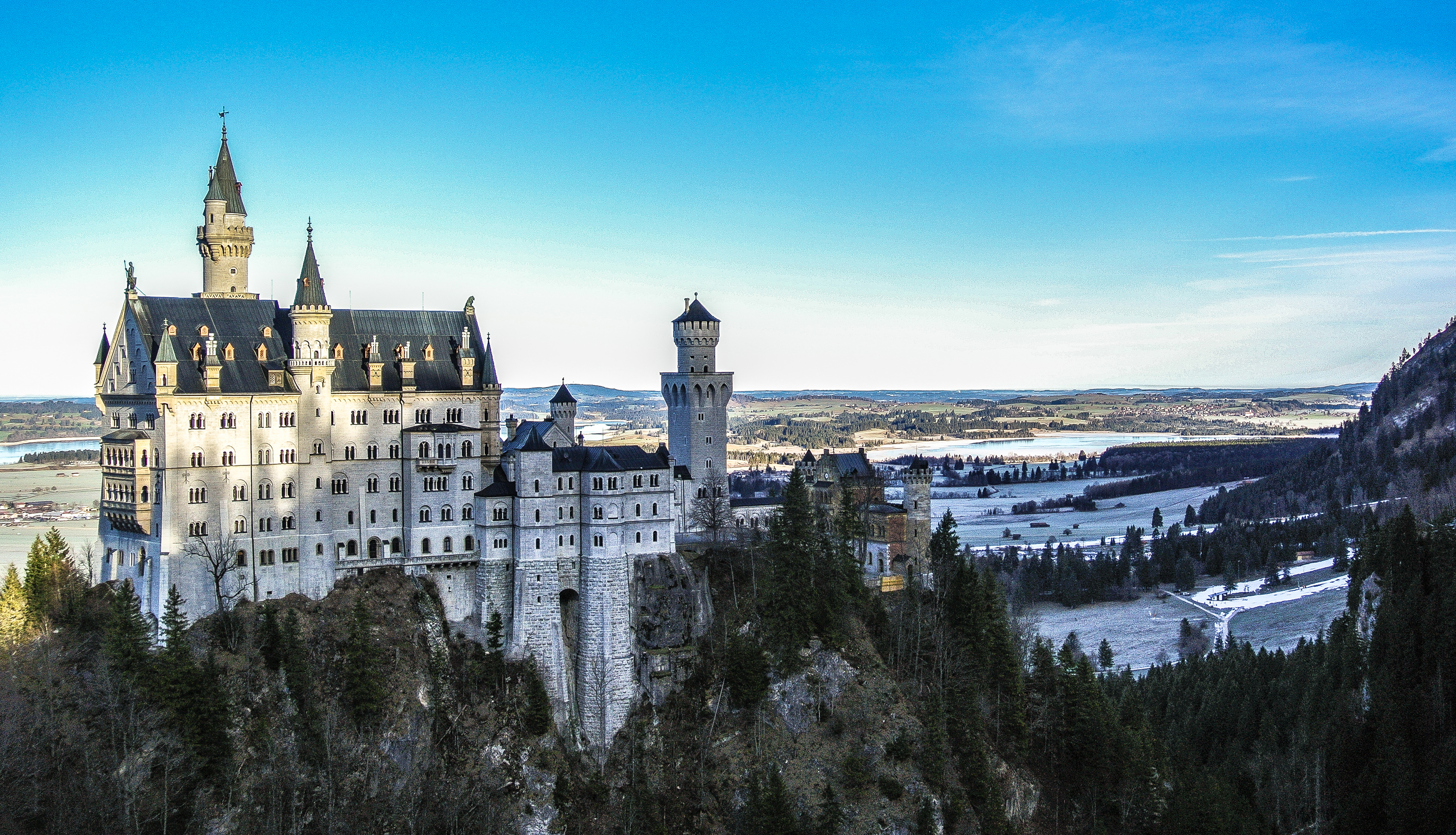 New Year's at Neuschwanstein Castle | Wunderscapes Travel