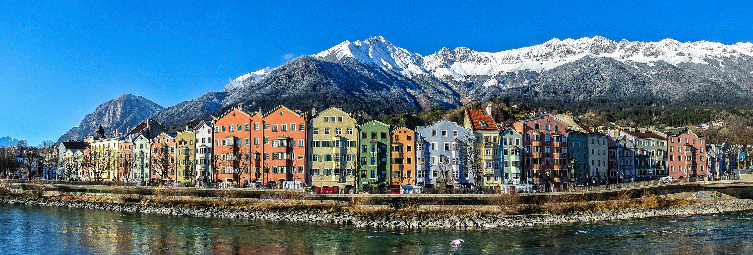 Innsbruck City I headed to Innsbruck for