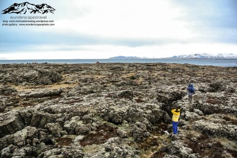 reykjavik lava field