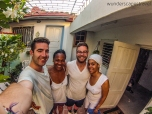 Our Casa Hosts in Trinidad!